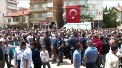 meclis uyesi -  MHP'li başkanı öldüren sanıkların yargılanmasına devam edildi