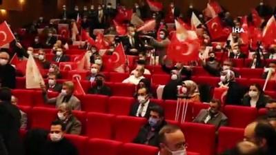 """AK Parti Genel Başkan Yardımcısı Sarıeroğlu:""""Sözde ifadesi ile içindekileri dışarı vuruyorlar"""""""