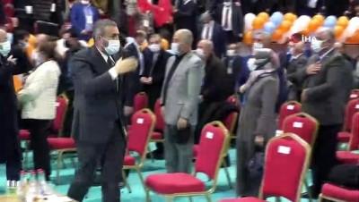 """AK Parti Genel Başkan Yardımcısı Ünal, """"Türkiye'nin enerjisini tüketmek isteyenler anti siyaset yapıyor'"""