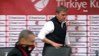 rektor - Hamza Hamzaoğlu: 'Futbolda bazen kazandık derken, kaybedebiliyorsunuz'