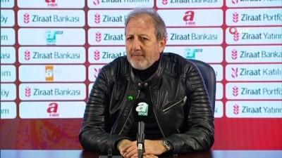 rektor - Taner Taşkın: 'Oynadığımız oyunun karşılığı 5-1 olmamalıydı'