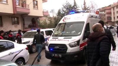 engelli kiz -  Başkent'te aile içinde çıkan kavgada bıçaklanan baba hayatını kaybetti