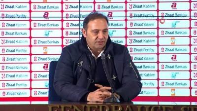 rektor - Fuat Çapa: 'Mağlup olduk ama bugün kazandığımız çok şey oldu'