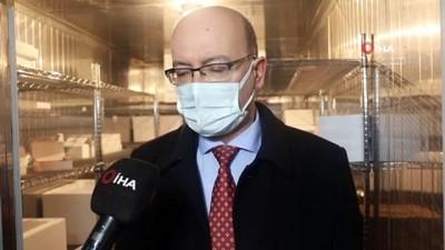 sagligi merkezi -  Gebze'ye getirilen bin adet aşı, bugün yapılmaya başlanacak