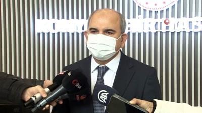 sagligi merkezi -  Konya'da korona virüs aşısı yapılmaya başlandı