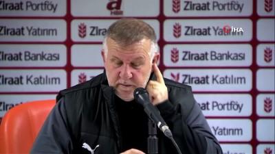rektor - Mesut Bakkal: 'Bizim için önemli olan ligde mücadele etmek'