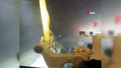 nadan -  Ilgar'da Kar Yağışı Ve Tipi Ulaşımı Olumsuz Etkiliyor