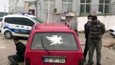 Pazaryeri'nden kaçan hırsızlar Bozüyük'te böyle yakalandı