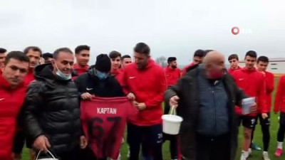 rektor - Zonguldak Kömürspor'da, Çaycuma kampı sürüyor