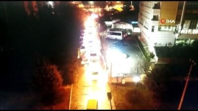 Karaman'da 300 polisin katılımıyla uyuşturucu operasyonu: Gözaltı sayısı 41'e yükseldi