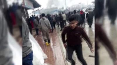 alabalik -  - Halep'te bombalı araçla saldırı: 1 ölü, 8 yaralı