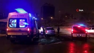 Kayseri'de baltalı kavga: 1 yaralı