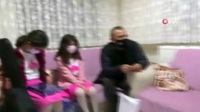 Vali, 2 bin 112 yetim çocuğun isteklerini yerine getirdi