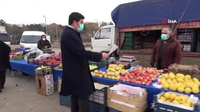 AK Partili Belediye Başkanından 'şeffaf belediyecilik' örneği: Çarşı-pazar gezip, vatandaşa hesap verdi