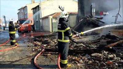 Diyanet İşleri Başkanı Erbaş'tan müftülük binasında çıkan yangın paylaşımı