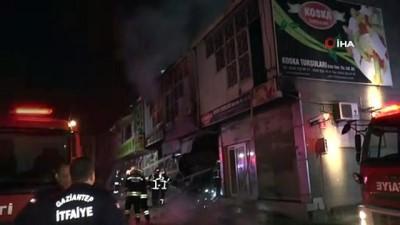 - Gıda Toptancıları Sitesi'ndeki yangın kontrol altına alındı