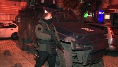 İstanbul'da 5 ilçede DEAŞ'a yönelik operasyon: 16 gözaltı