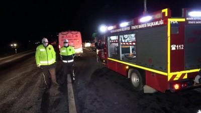 Mersin'de feci kaza: Aynı aileden 5 kişi yaşamını yitirdi