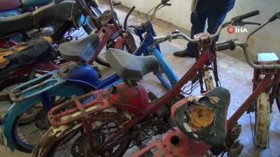 Silifke'nin bisiklet ve motosiklet müzesi
