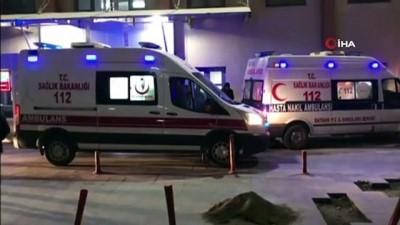 Karı-koca sobadan sızan gazdan öldü, çocukları tedavi altında