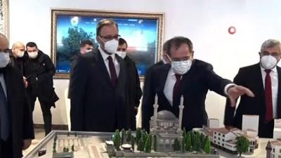 - Bakan Kasapoğlu, Samsun'daki yatırımları inceledi