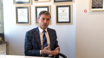 Dr. Utku Erdem Özer: 'Hem hastam iyileşti hem ülkemiz madalya kazandı'