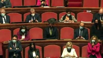 basbakan -  - İtalya'da 3.Conte dönemi: Hükümet Senato'dan da güvenoyu aldı