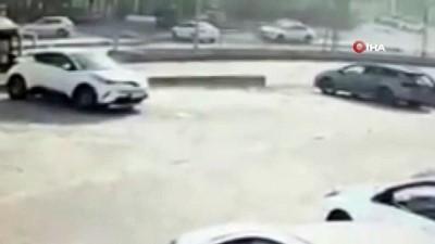Lise öğrencisi Ayşe'nin hayatını kaybettiği o kazanın görüntüleri ortaya çıktı