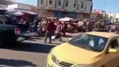 halk pazari -  - Bağdat'ta iki intihar saldırısı: 12 ölü