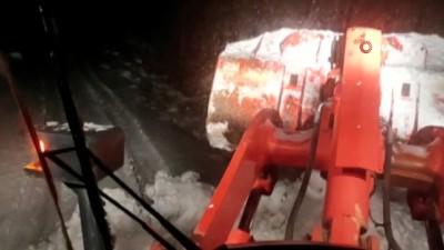 Batman'da hasta kurtarmaya giden 112 ekibi karda mahsur kaldı