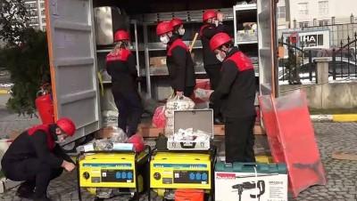 deprem -  Esenyurt'ta her mahallede 30 kişilik arama kurtarma ekibi oluşturulacak