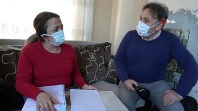 Giresunlu hemşire Antalya'da geçirdiği ameliyat sonrası hayatının şokunu yaşadı...Kafatası kemiğini çöpe attılar