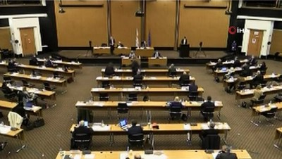 deprem -  - KKTC'deki deprem iki Meclis'te de hissedildi