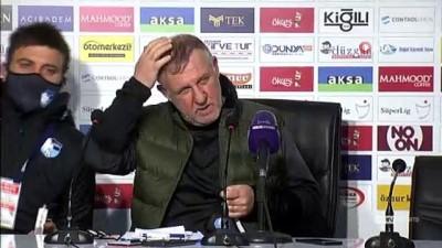 Mesut Bakkal: 'Kazanamadığımız için üzgünüm ama bir puan önemli'
