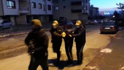 teror orgutu -  Ankara'da DEAŞ operasyonu: 10 gözaltı kararı