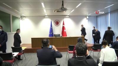 """basin toplantisi -  - Bakan Çavuşoğlu: """"AB ile olumlu diyaloğu devam ettirmeye kararlıyız"""""""