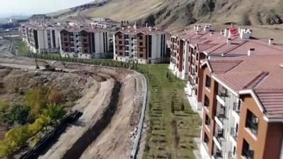 ELAZIĞ-DRONE) Elazığ depreminin ardından devlet desteği 7 milyara ulaştı