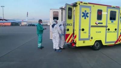 ambulans ucak -  - Hollanda Fişini Çekecekti, Türkiye Ölüme Terk Edilen Vatandaşını Ambulans Uçakla Aldı