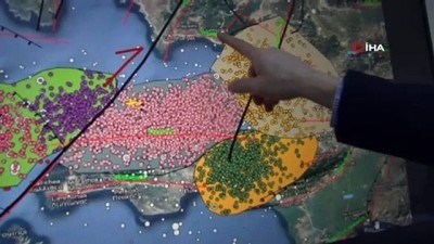 deprem -  İzmir sallanıyor, bölgede deprem fırtınası yaşanıyor