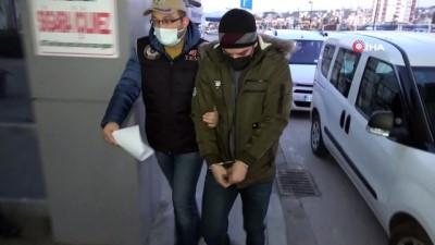 teror orgutu -  Samsun'da DEAŞ operasyonu: 14 yabancı uyruklu gözaltına alındı