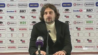 """Mehmet Ak: """"Şartlar ne olursa olsun 3 puan almak istiyorduk"""""""