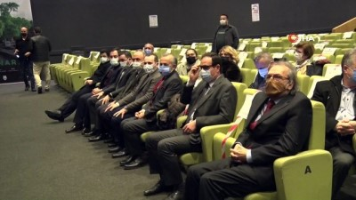 'O Çınar' belgeselinin özel gösterimi yapıldı