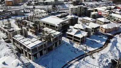Elazığ depreminin merkez üssü Sivrice yeniden inşa ediliyor