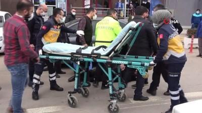 15 gün önce vurulmuştu, şehir meydanında bu kez o vurdu