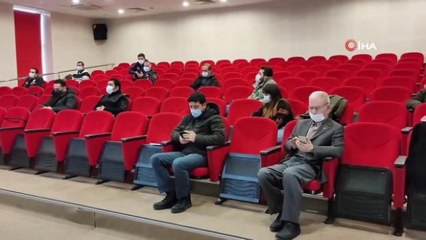 deprem -  AFAD'tan basın mensuplarına eğitim