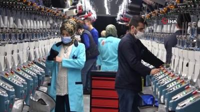 isvec -  Korona virüse rağmen dünyaya 64 milyon dolarlık ihracat