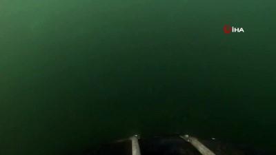 MSB:'TCG GÜR denizaltımız, Marmara Denizi'nde AKYA Talim Torpidosu atışını başarıyla icra etti'