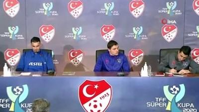 """Alexandru Epureanu: """"Yarınki hedefimiz kupaya uzanmak"""""""