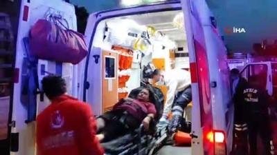 Aydın'da acı olay... Anne oğul yemek yaparken düdüklü tencere patladı: 1 ölü, 1 yaralı