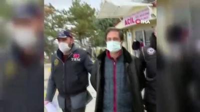 Başkent polisinden FETÖ operasyonu: Emekli tuğgenerallerin de bulunduğu 3 kişi gözaltına alındı